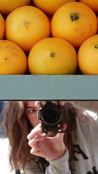 Les oranges de Marrakech